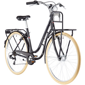 Ortler Detroit EQ Cargo 6-speed, black